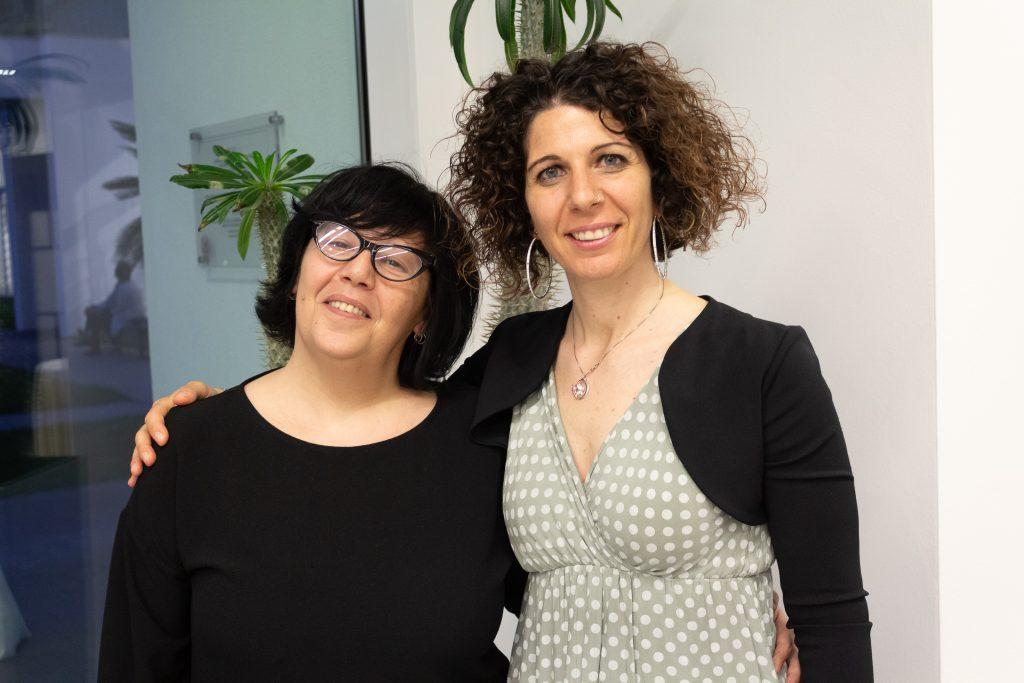 Alessandra e Barbara - Premio Innovazione Psicologia